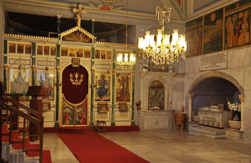 Монастырь Богородицы во Влахернах, Стамбул