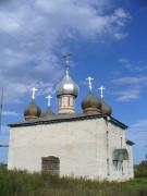 Церковь Михаила Архангела - Чувашское Шапкино - Алькеевский район - Республика Татарстан