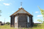 Церковь Георгия Победоносца - Остров - Пинежский район - Архангельская область