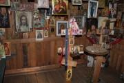 Часовня Николая Чудотворца по пути на святой источник - Марково - Пинежский район - Архангельская область