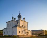 Кременская. Кременской Вознесенский мужской монастырь. Церковь Вознесения Господня