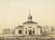Церковь Троицы Живоначальной - Мстёра - Вязниковский район - Владимирская область