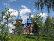 Чебоксары. Владимирской иконы Божией Матери, церковь