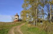 Церковь Покрова Пресвятой Богородицы - Пирогово - Нерехтский район - Костромская область