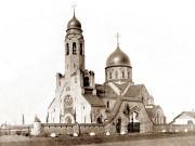 Церковь Покрова Пресвятой Богородицы - Пархомовка - Володарский район - Украина, Киевская область