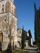 Бодбе. Бодбийский Нины равноапостольной монастырь. Собор Георгия Победоносца и Нины равноапостольной
