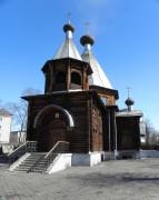 Церковь Николая Чудотворца - Биробиджан - Биробиджан, город - Еврейская автономная область
