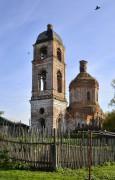 Церковь Троицы Живоначальной - Ушаково - Нерехтский район - Костромская область