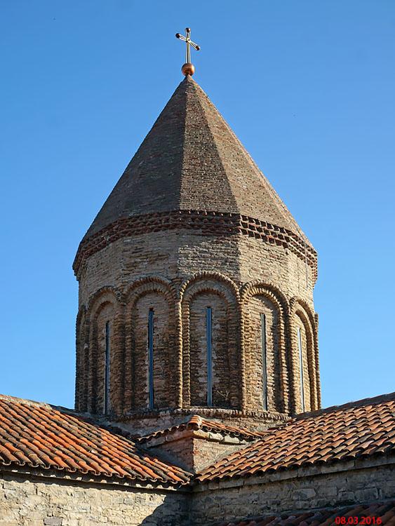 Церковь Спаса Нерукотворного Образа, Ананури