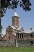 Монастырь Рождества Пресвятой Богородицы. Церковь Рождества Пресвятой Богородицы - Новая Шуамта - Кахетия - Грузия