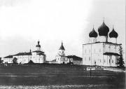 Ансамбль Архиерейского двора - Холмогоры - Холмогорский район - Архангельская область