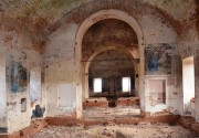 Церковь Троицы Живоначальной - Чёрный Верх - Арсеньевский район - Тульская область