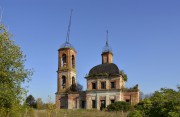 Церковь Троицы Живоначальной - Никульское - Нерехтский район - Костромская область