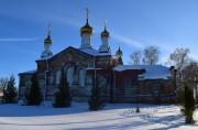 Церковь Воздвижения Креста Господня - Чулково - Вачский район - Нижегородская область