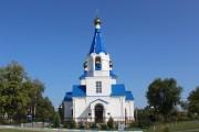 Волчья Александровка. Покрова Пресвятой Богородицы, церковь