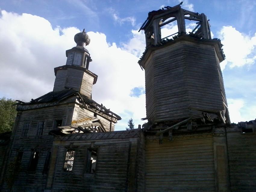 Церковь Рождества Христова, Кишкино