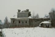 Церковь Рождества Христова - Бадожский погост - Вытегорский район - Вологодская область