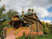 Церковь Космы и Дамиана при Областной клинической больнице - Ульяновск - Ульяновск, город - Ульяновская область