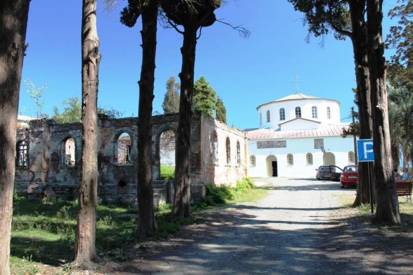 Успенско-Драндский монастырь, Дранда