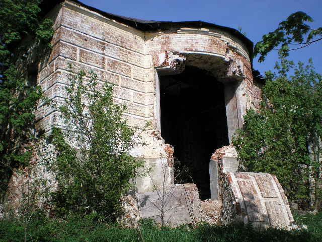 Церковь Спаса Нерукотворного Образа, Митино