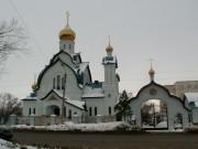 Церковь Троицы Живоначальной при больнице им. Н.И. Пирогова - Оренбург - Оренбург, город - Оренбургская область