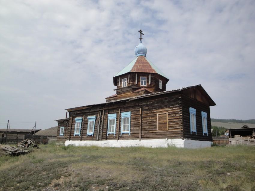 Церковь Иннокентия, епископа Иркутского, Байкальское