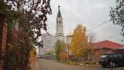 Церковь Серафима Саровского на архиерейском подворье - Оренбург - Оренбург, город - Оренбургская область