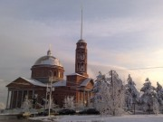 Собор Воскресения Христова (новый) - Уфа - Уфа, город - Республика Башкортостан