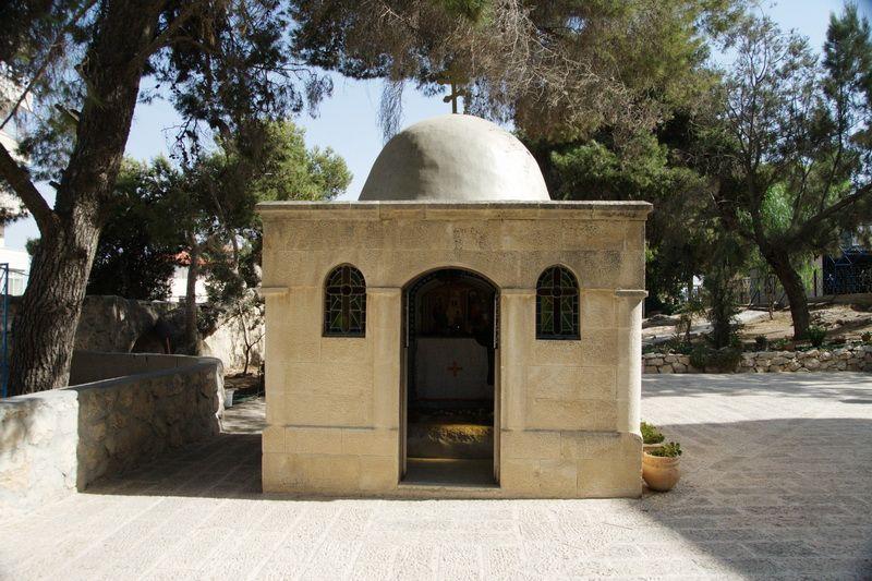 Церковь Николая Чудотворца, Иерусалим, Вифания