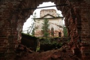Церковь Тихвинской иконы Божией Матери - Олино - Белозерский район - Вологодская область