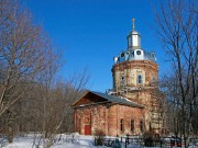 Церковь Спаса Нерукотворного Образа - Ильицино - Зарайский городской округ - Московская область