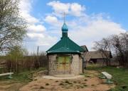 Часовня Георгия Победоносца - Сидорково - Максатихинский район - Тверская область