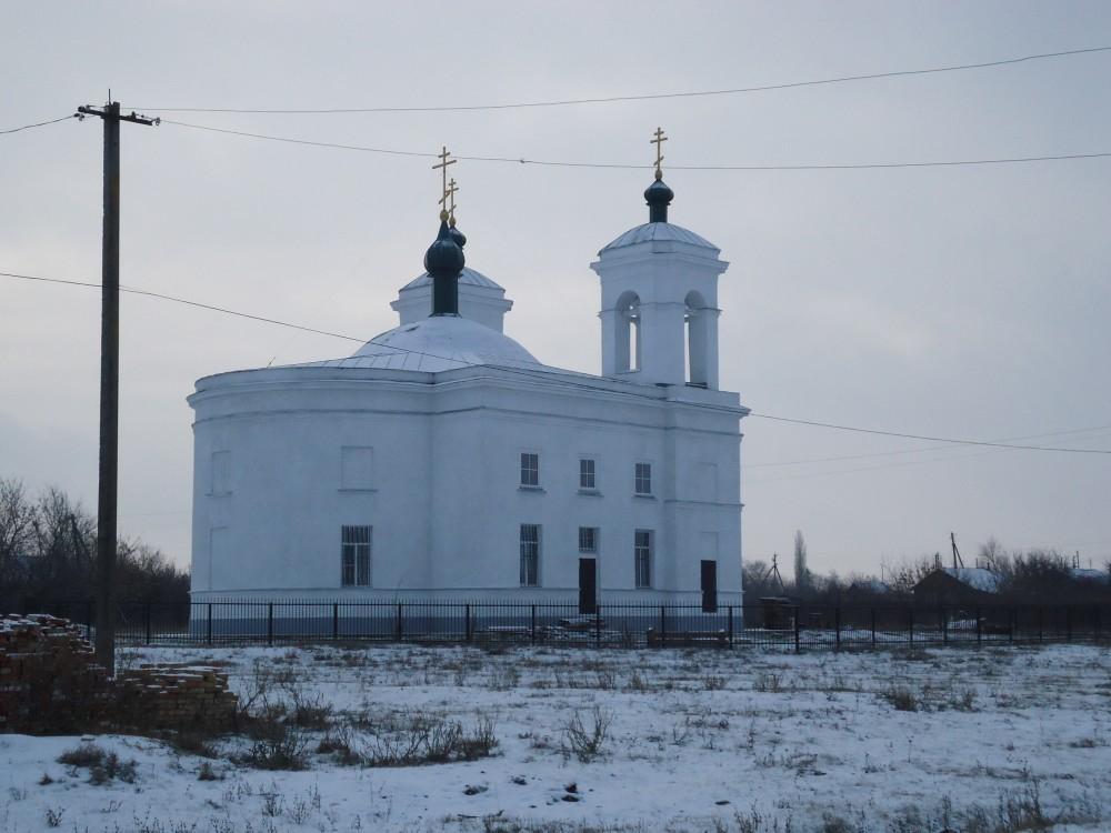 Церковь Казанской иконы Божией Матери, Обвал