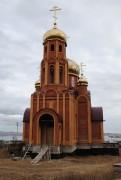 Церковь Пантелеимона Целителя (новая) - Жемчужный - Ширинский район - Республика Хакасия