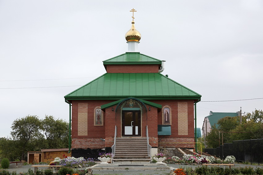 Церковь Серафима Саровского, Зауральский