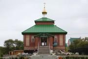 Церковь Серафима Саровского (временная) - Зауральский - Еманжелинский район - Челябинская область