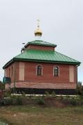 Церковь Серафима Саровского - Зауральский - Еманжелинский район - Челябинская область