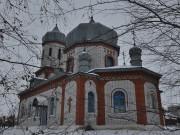 Церковь Богоявления Господня - Алманчиково - Батыревский район - Республика Чувашия