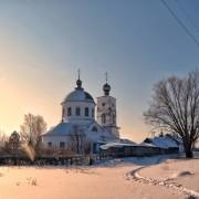 Ачаксы. Рождества Пресвятой Богородицы, церковь