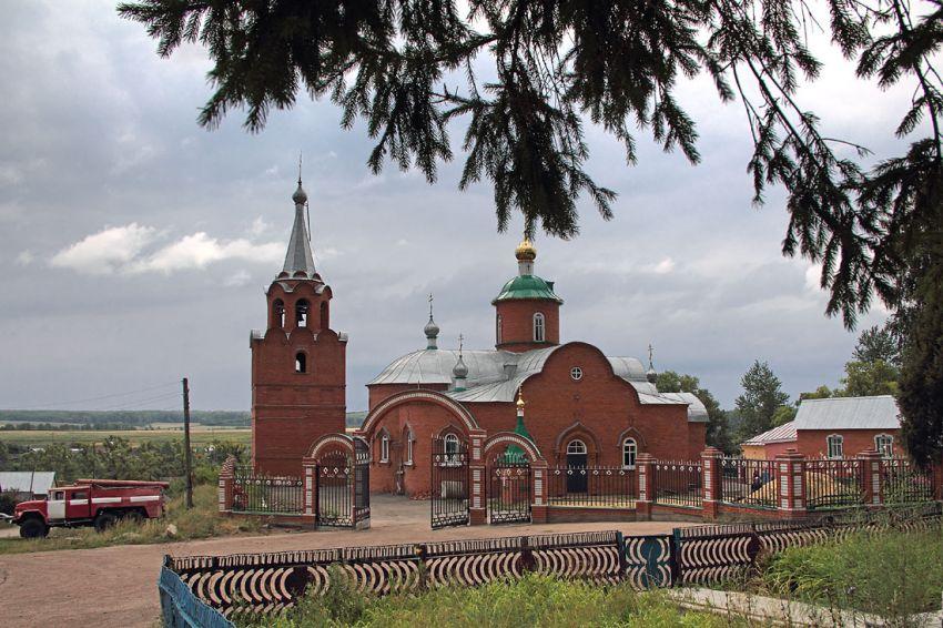 Церковь Космы и Дамиана, Тобурданово