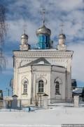 Церковь Богоявления Господня-Байгулово-Козловский район-Республика Чувашия-glazelki