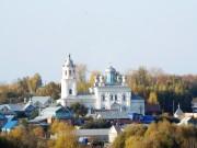 Церковь Богоявления Господня-Байгулово-Козловский район-Республика Чувашия-Терентий