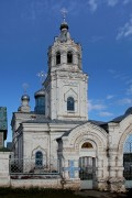 Церковь Богоявления Господня - Байгулово - Козловский район - Республика Чувашия
