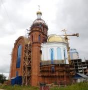 Новочебоксарск. Николая Чудотворца, церковь