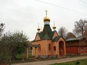 Моркино Городище. Сергия и Вакха, церковь