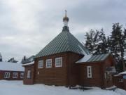 Шиханский Покровский женский монастырь. Часовня Сергия Радонежского - Новая Селя - Никольский район - Пензенская область