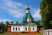 Церковь Богоявления Господня - Опарино - Сергиево-Посадский городской округ - Московская область