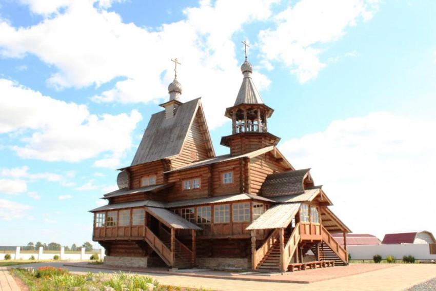 Церковь Петра и Павла, Карпогоры