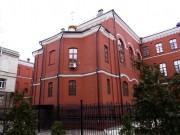 Домовая церковь Иоанна Богослова в действующем здании Духовной семинарии - Саратов - Саратов, город - Саратовская область