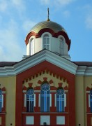 Новоафонский монастырь Симона Кананита. Церковь Андрея Первозванного - Новый Афон - Абхазия - Прочие страны